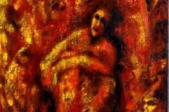 Dilemma Oljemaleri( 50x40 сm) 2003