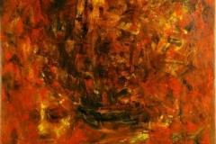Skjebne Oljemaleri  (80x60 сm) 2003